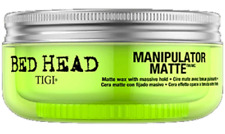 TIGI Bed Head Hair Care & Styling Matte Paste Wax for Strong Hold 56.7 g 2Oz