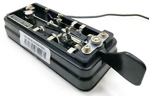 Hi-Mound Marine Semi-Automatic BK-100 Morse Key Japan