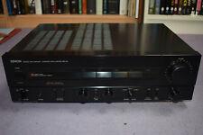 Denon PMA-720 amplifier, 80w per channel, 1989
