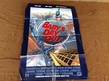 1994 Baby's Day Out Original Movie House Full Sheet Poster