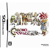 USED DS Chrono Trigger soft game