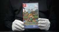 Ittle Dew Nintendo Switch Game Boxed - 'The Masked Man'