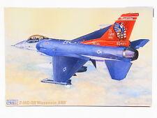 "LOT 12438   Mister Craft 040741 F-16c-30 ""Wisconsin ANG"" 1:72 Bausatz NEU in OVP"