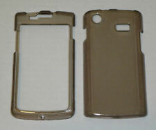 Samsung Captivate i897 Crystal Hard Plastic Case GREY