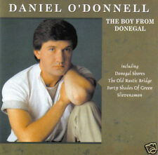 DANIEL O'DONNELL - The Boy From Donegal (UK 12 Tk CD Album)