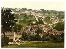 5 Victorian Views Picture Matlock Promenade Heights of Jacob High Tor Old Photos