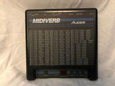Alesis Midiverb - Original/Vintage