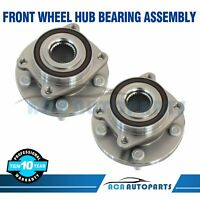 2 Front Wheel Bearing Hub ABS for 2007-2014 Chrysler 200 Sebring & Dodge Avenger