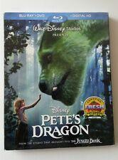 Disney Petes Dragon (Blu-ray/DVD/ digital HD ) free shipping