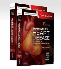 Braunwald's Heart Disease (Set of 2 Volumes) 10th Int'l Edition
