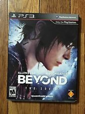 Beyond: Two Souls - Special Edition (Sony PlayStation 3, 2013) {NO GAME}