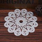 2pcs Flower Metal Stencil Cutting Dies Scrapbook Paper Card Embossing Craft DIY