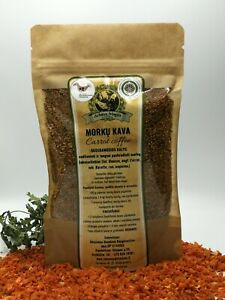 Carrot Coffee Healthy Product From Lithuania Vegan Vegetarian Caffeine Free 120G