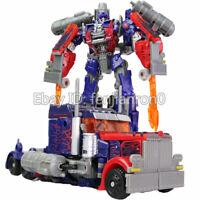 """HZX Transformation Optimus Prime 7"""" Autobots Action Figure Kids Toys NO BOX"""