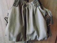 große Damenhandtasche, Shopperbag,  Umhängetasche von Charles Vögele