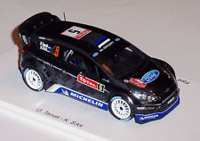 Ford Fiesta RS WRC No.5 8th WRC Monte Carlo 2012 Tänak S3341 Spark 1:43 NEW! OVP