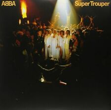 Abba - Super Trouper  -  New Vinyl LP / - 180 g repress +MP3 Code New and sealed