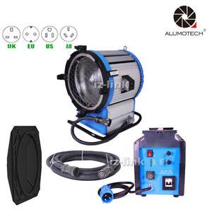 HMI 2500W 220~250V Fresnel Light Daylight Compact 2.5/4KW Ballast Kit For Studio