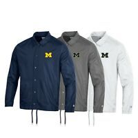 Michigan Wolverines NCAA Men's Champion Classic Coaches Jacket Collection