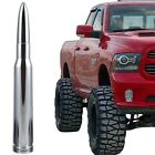 Vms Racing Chrome Bullet Antenna Compatible With Dodge Ram All Years All Models