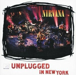 LP NIRVANA Mtv Unplugged In New York vinile