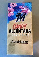 Sandy Alcántara Bobblehead SGA6/26/21 New and Unopened! Marlins