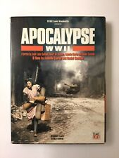 APOCALYPSE WWII, TIME LIFE, DVD, 4-DISC SET pre-owned