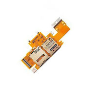 Sony Xperia Tablet Z SIM Card and SD Card Reader Contact Flex Cable Ribbon