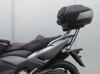 Shad Y0TM52ST Soporte de Baul para Yamaha T-Max 530, Negro