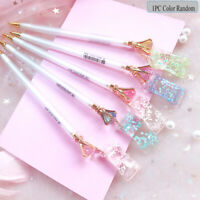 Supplies Cute  Fresh  Pendant Candy  Activity Pencils Diamond Automatic Pencil