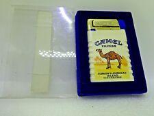 NIB Vintage Camel Thin Gas Lighter