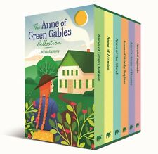 The Anne of Green Gables Collection - L. M. Montgomery 6 Books Set Hardcover Box
