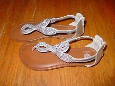 Girls Size 3  Total Girl  Sandals   NWOB