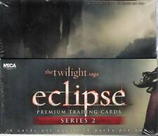 TWILIGHT ECLIPSE SERIES 2  Complete Box - 24 Packs, 6 Cards Per Pack