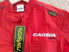 Official Cagiva Corse Overalls 500GP WMX Size LARGE