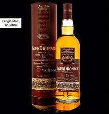Glendronach 12 Jahre Single Malt Scotch Whisky 43% 0,7l Highlands Schottland