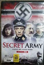 Secret Army: Series 1 (DVD, 2014, 4-Disc Set)