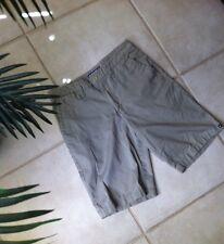 Quiksilver Quicksilver Shorts Men's Size 30 Beige Cotton Blend