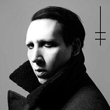Heaven Upside Down - Marilyn Manson (2017, CD NEUF) Explicit Version