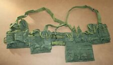 New  Surplus Chinese  SKS Chest Rig /Bandolier Ammo Pouch #Y8