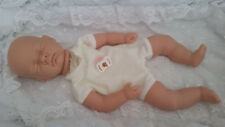"""SECOND BABY -DOLL KIT SLEEPING """"SOFIA"""" 18in .sewn in limb + PINK DUMMY"""