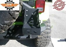 Ace Engineering Jerry Can Holder Rear Bumper Carrier 07-18 Jeep Wrangler JK