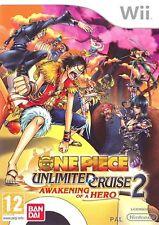 One Piece Unlimited Cruise 2 Awakening Of A Hero [UK Import] Nintendo Wii IMPORT