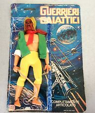 1978# VINTAGE  GUERRIERI GALATTICI TOMLAND STAR RAIDERS BICO MORLOCK MEGO STYLE