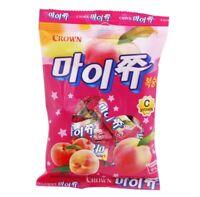 Korean Chewy Candy CROWN MYCHEW 92g(Peach Flavor)
