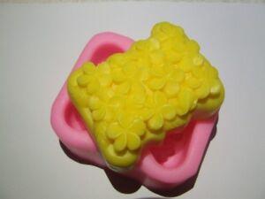 Frangipani Silicone Soap Mould / Mold**Soapmaking**