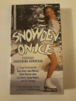 Snowden on Ice - (VHS, 1997) *****FACTORY SEALED*****