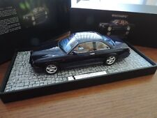 BENTLEY Continental SC 1996 blue MINICHAMPS 1/18 edition limité 999 ex