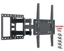 Full Motion LCD LED TV Wall Mount Flat Screen Heavy Duty Bracket 32 42 50 55""