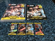 Lego Star Wars series 1 Vehicle trading cards